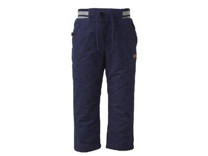 Kvalitní dětské outdoorové kalhoty s podšívkou LEGO® Imagine v tmavě modré barvě