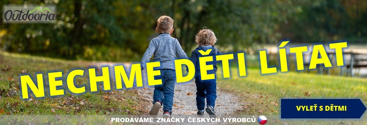 Outdooria.cz . Nechme děti lítat