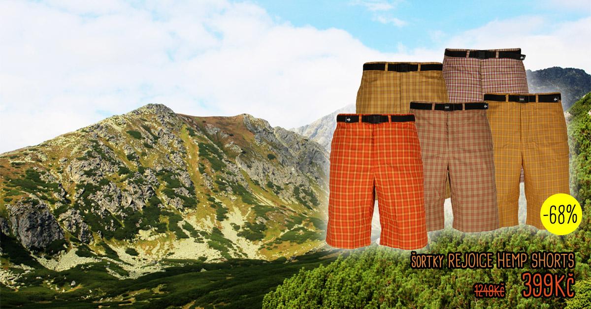 01 - Hory - Hemp Shorts