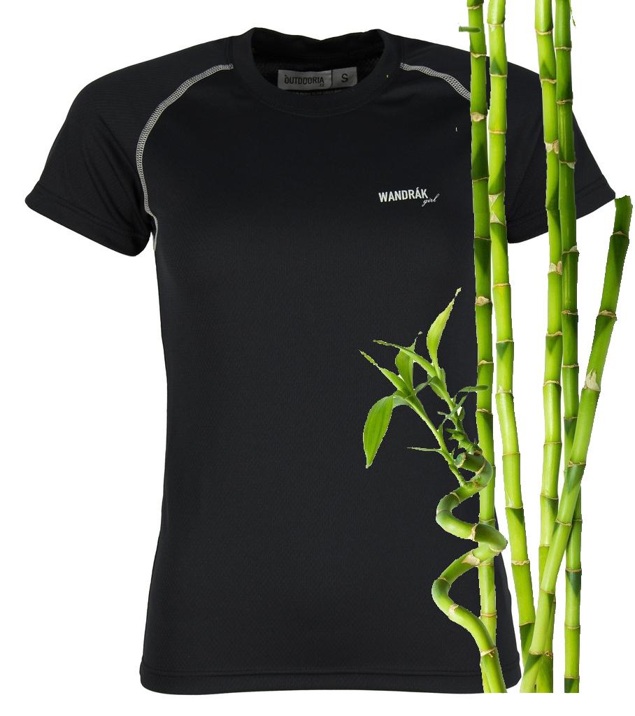 Bambusové funkční prádlo