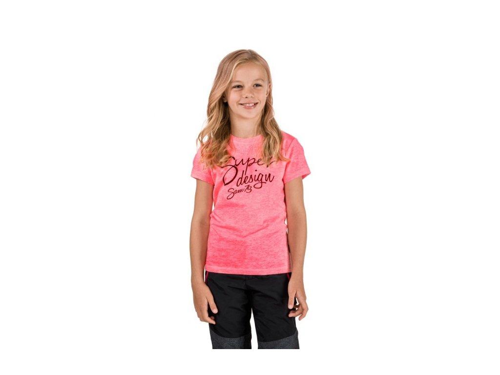 SAM 73 Dívčí triko CAITLYN
