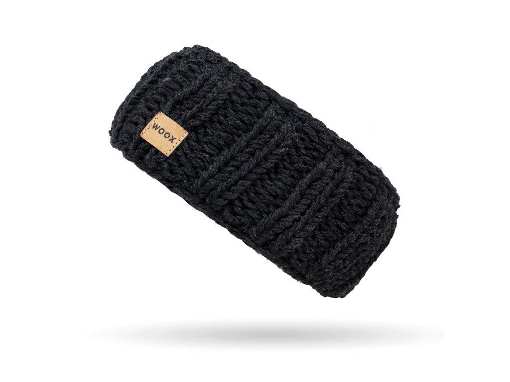 Merino čelenka Meri Anthrax Headband