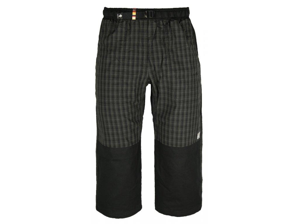 3/4 kalhoty Rejoice - Moth 3/4 (černé) (Velikost XXXL)