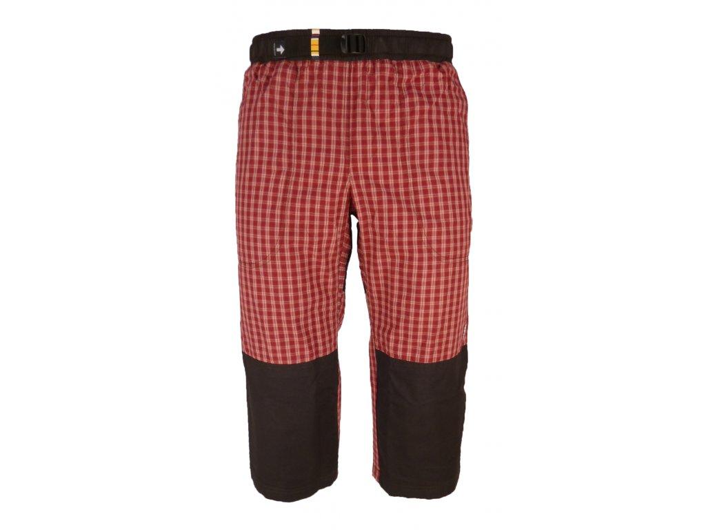 3/4 kalhoty Rejoice - Moth 3/4 (červené) (Velikost XXXL)