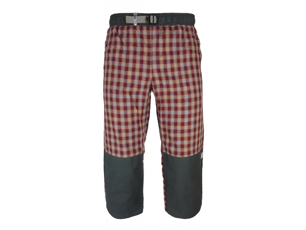 3/4 kalhoty Rejoice - Moth 3/4 (fialovo-šedé) (Velikost XS)