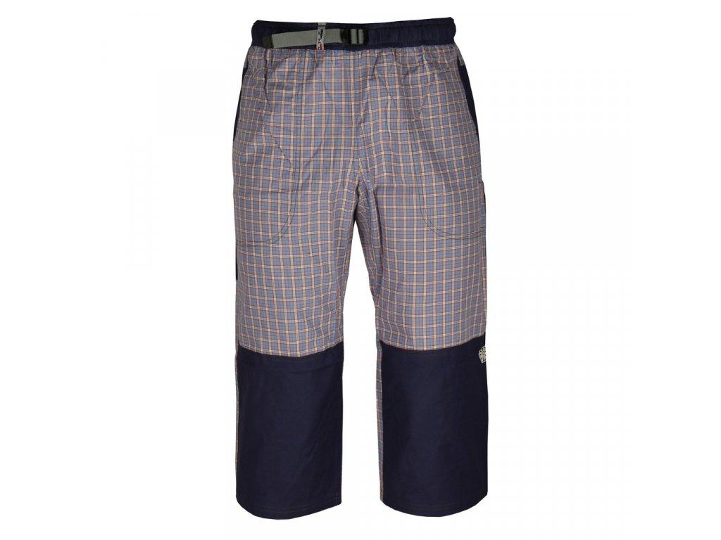 3/4 kalhoty Rejoice - Moth 3/4 (modré) (Velikost S)