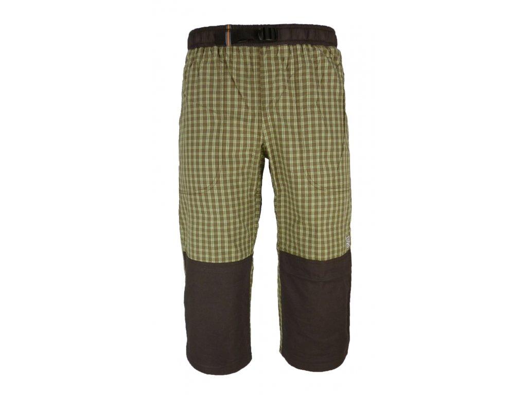 3/4 kalhoty Rejoice - Moth 3/4 (olivově zelené) (Velikost XXXL)