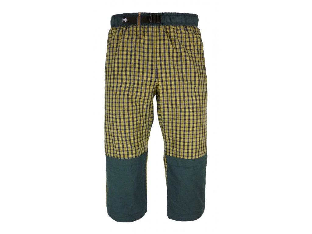 3/4 kalhoty Rejoice - Moth 3/4 (žluté) (Velikost XXXL)