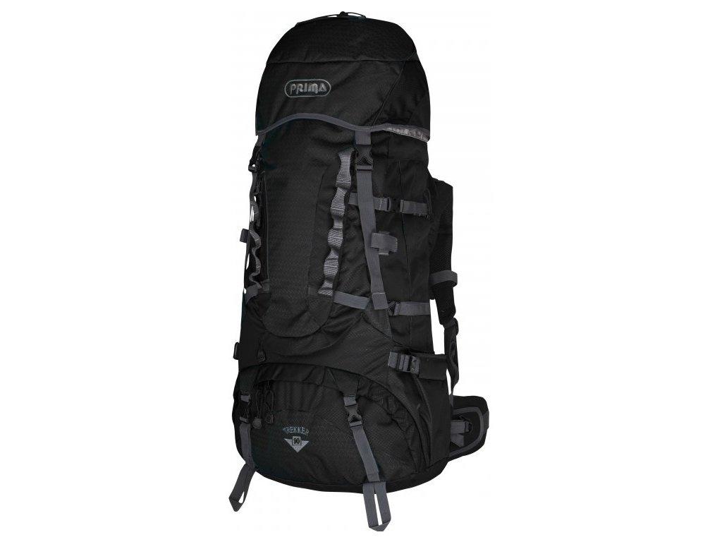 Batoh Prima - Trekker 75 (černý)
