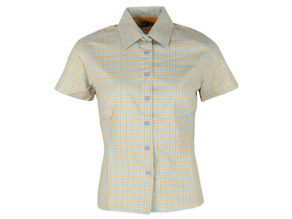 Rose košile modrá 1