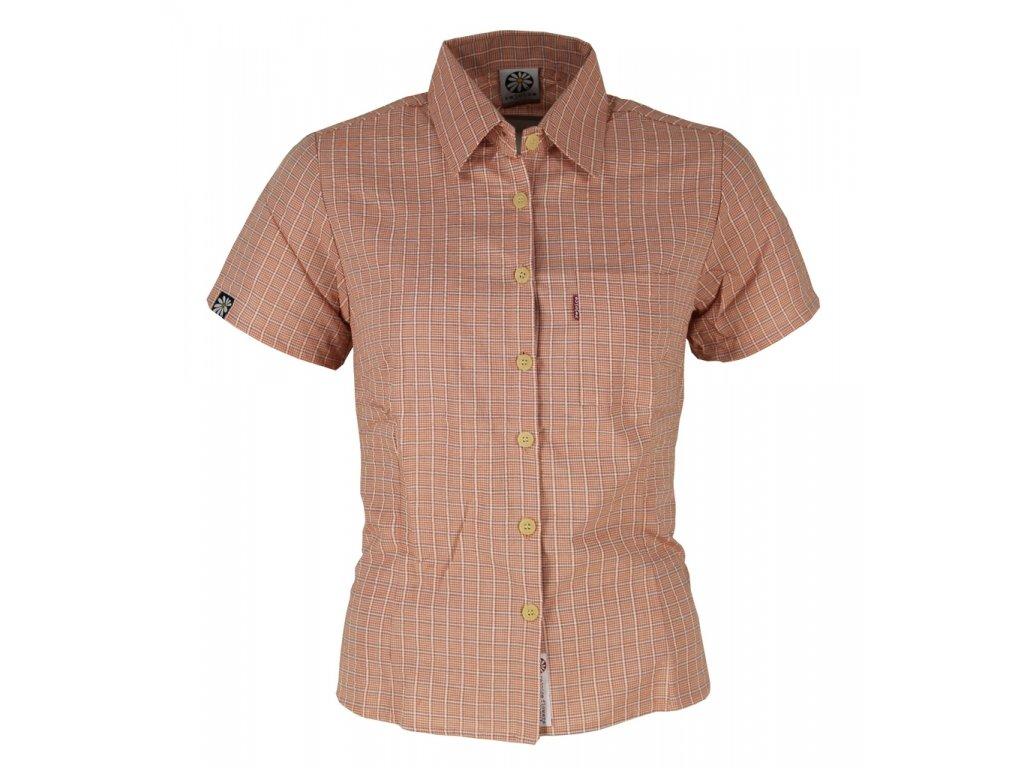 Dámská košile Rejoice - Rosemary (růžová) (Velikost XS)