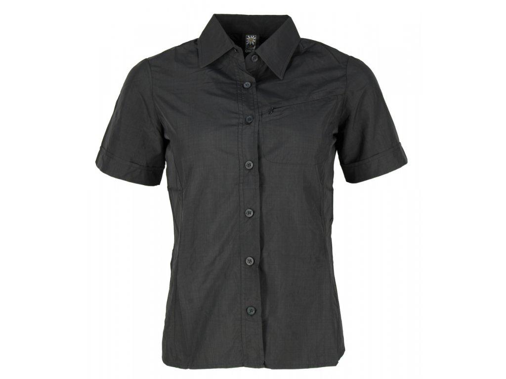 Dámská košile Rejoice - Wild Pear (černá) (Velikost XS) 0e65db2bd5
