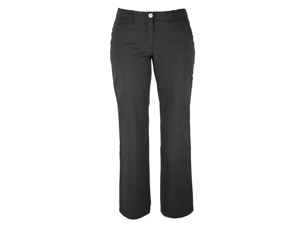 Dámské kalhoty Rejoice - Brassica (černé) (Velikost XXL)