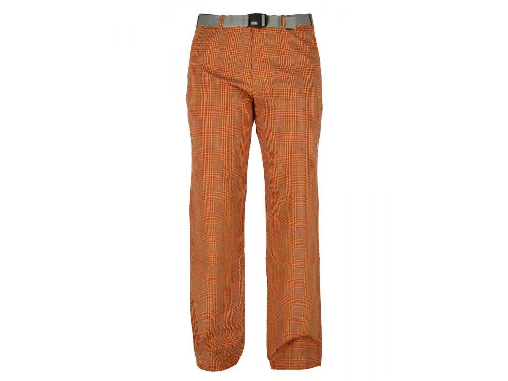 Dámské kalhoty Rejoice - Nettle (červeno-oranžové) (Velikost XS)