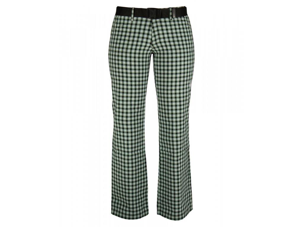 Dámské kalhoty Rejoice - Nettle (zelené) (Velikost XS)