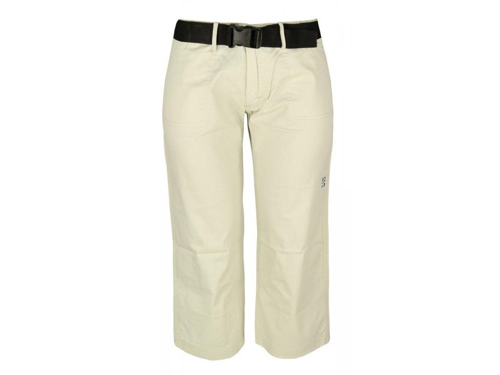 Dámské lněné 3 4 kalhoty Rejoice - Urtica 3 4 (přírodní) - Outdooria.cz b0f92a8869