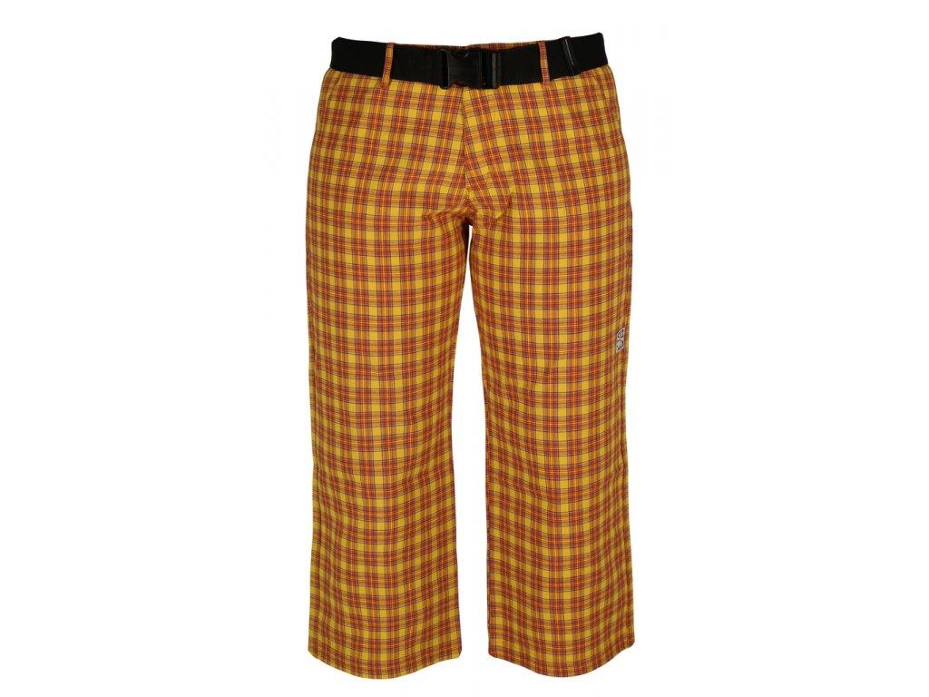 Dámské kraťasy Rejoice - Nettle 3/4 (oranžové) (Velikost XS)