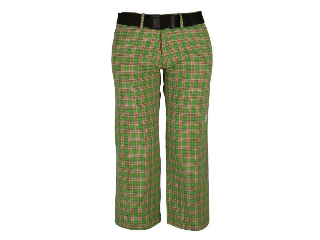 Dámské kraťasy Rejoice - Nettle 3/4 (zelené) (Velikost XS)