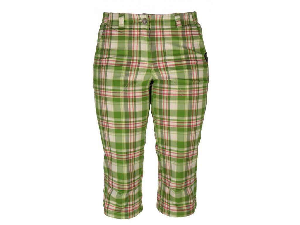 Dámské šortky Rejoice - Adonis (zelené) (Velikost XS)