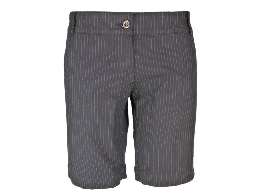 Dámské šortky Rejoice - Apple (černé) (Velikost XS)