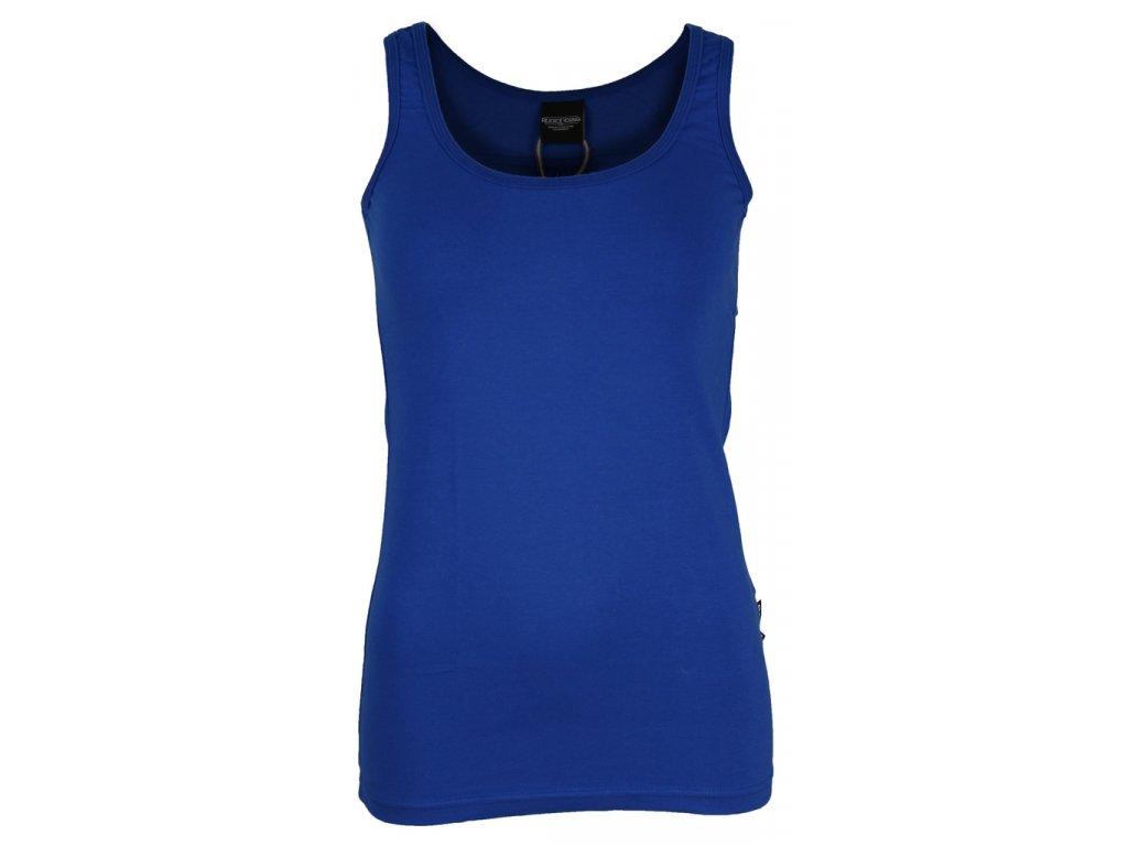Dámské tílko Rejoice -  Thymus (tmavě modré) (Velikost XS)