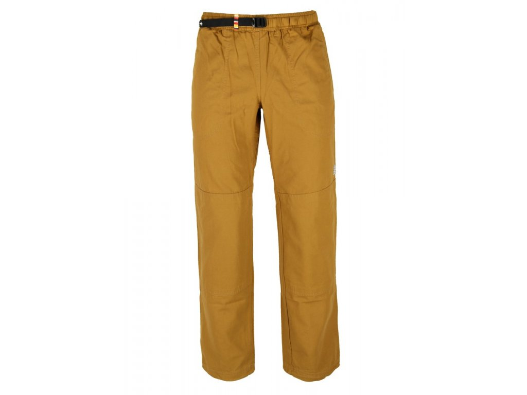 Kalhoty Rejoice - Fat Moth (béžové) (Velikost XXXL)