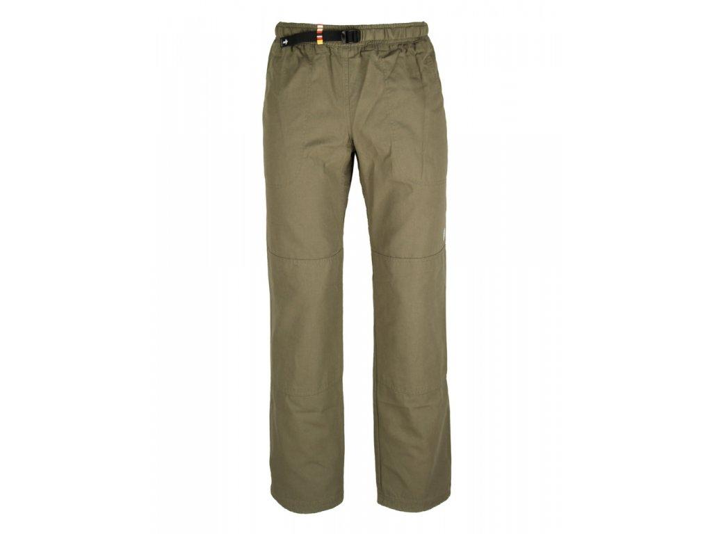Kalhoty Rejoice - Fat Moth (hnědá přírodní) (Velikost XXXL)