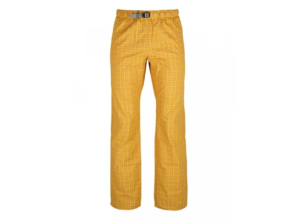 Kalhoty Rejoice - Foxtail (žluto-oranžové) (Velikost S)