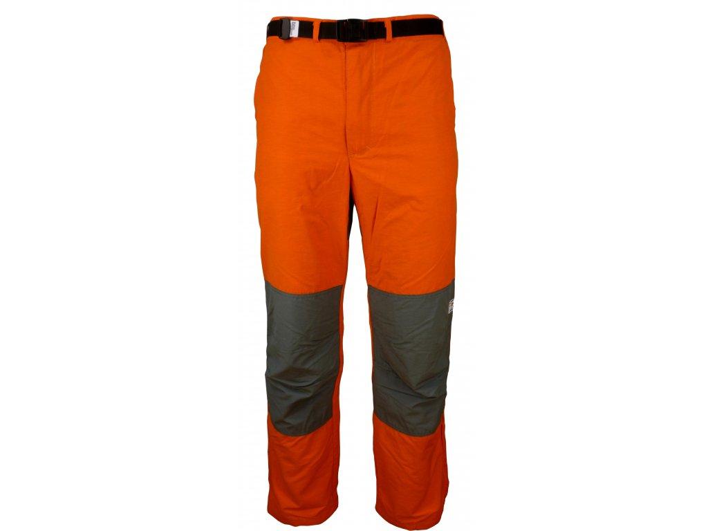 Kalhoty s podšívkou Rejoice - Canyon (oranžové) (Velikost XXXL)