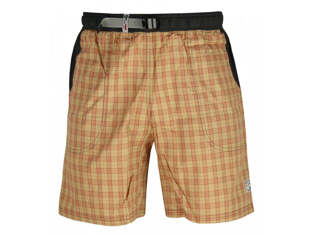 Kraťasy Rejoice - Moth Shorts (béžové) (Velikost XS)