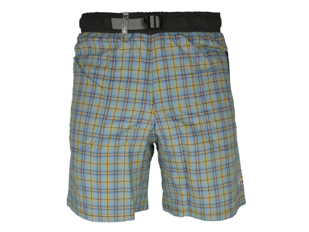 Kraťasy Rejoice - Moth Shorts (modré) (Velikost XS)