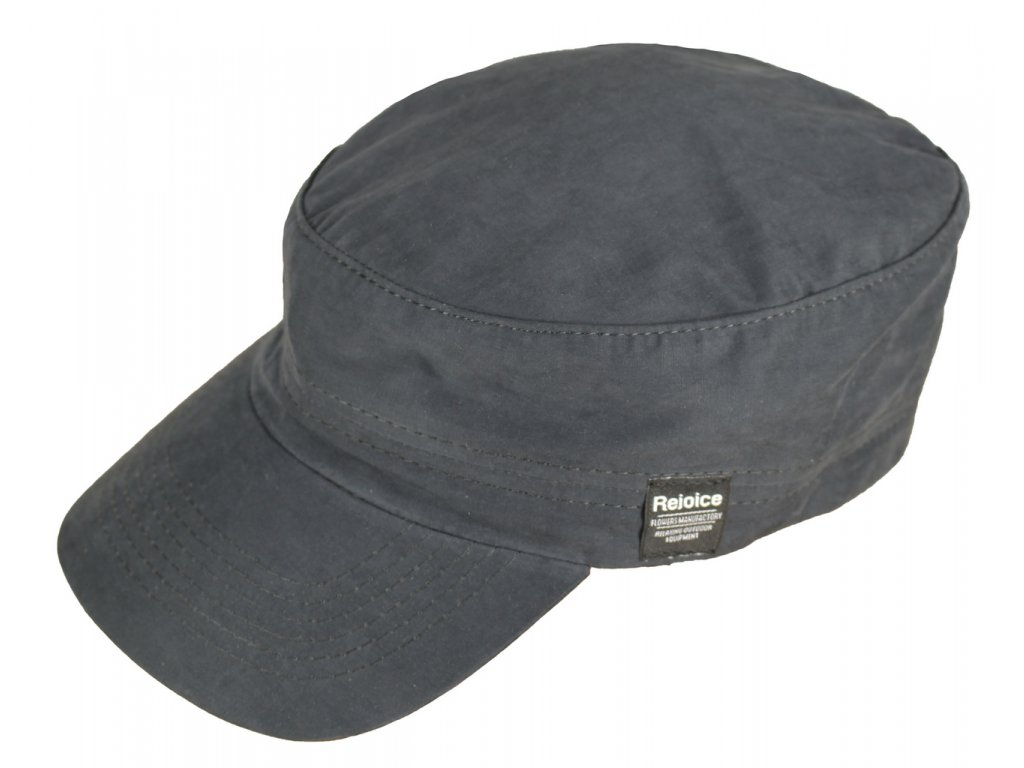 Kšiltovka Rejoice - Castro (šedá) (Velikost XL)