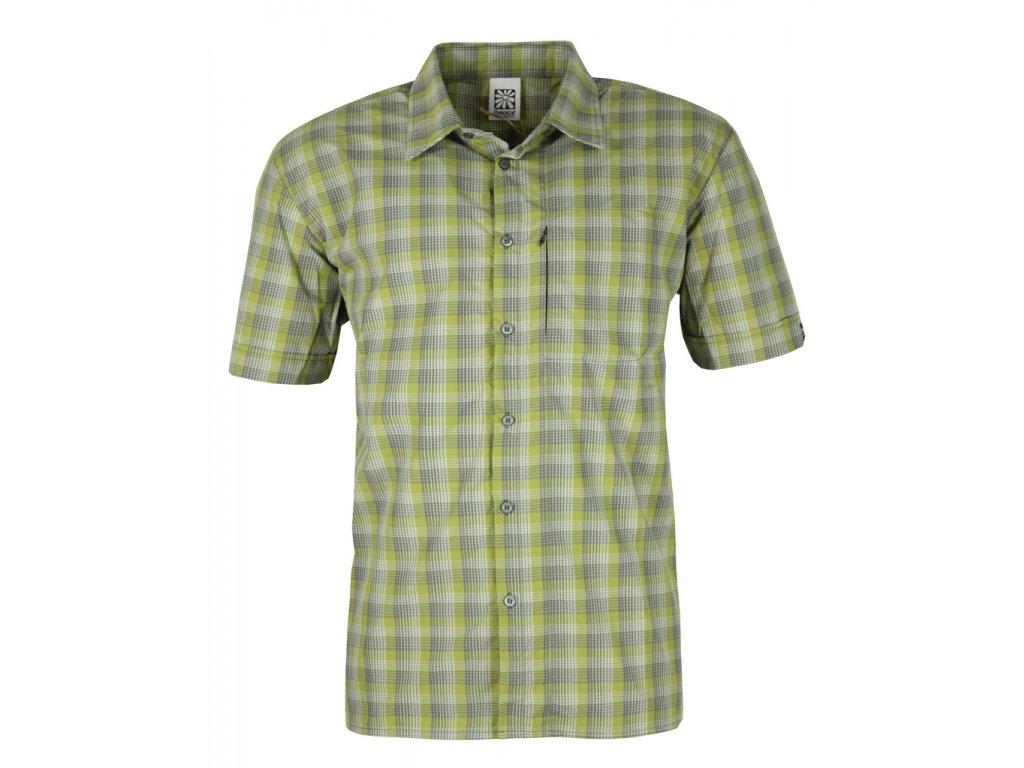 Pánská košile Rejoice - Baywood (zeleno-šedá) (Velikost XXL)