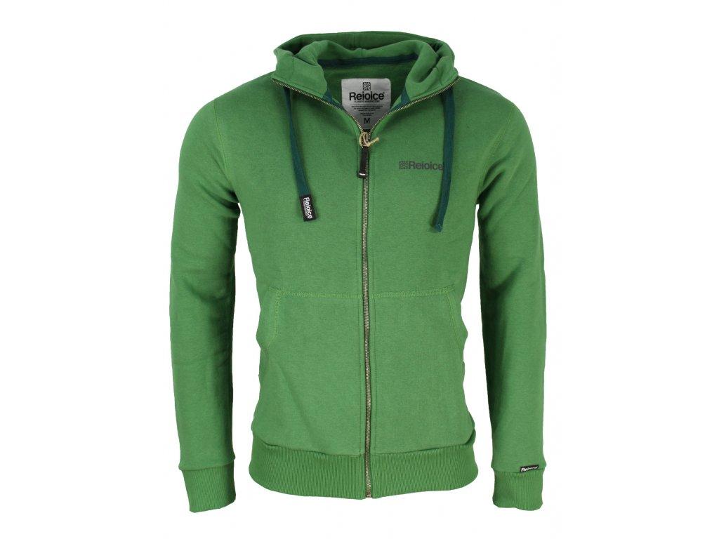 Pánská mikina Rejoice - Ajuga (zelená) (Velikost XXL)