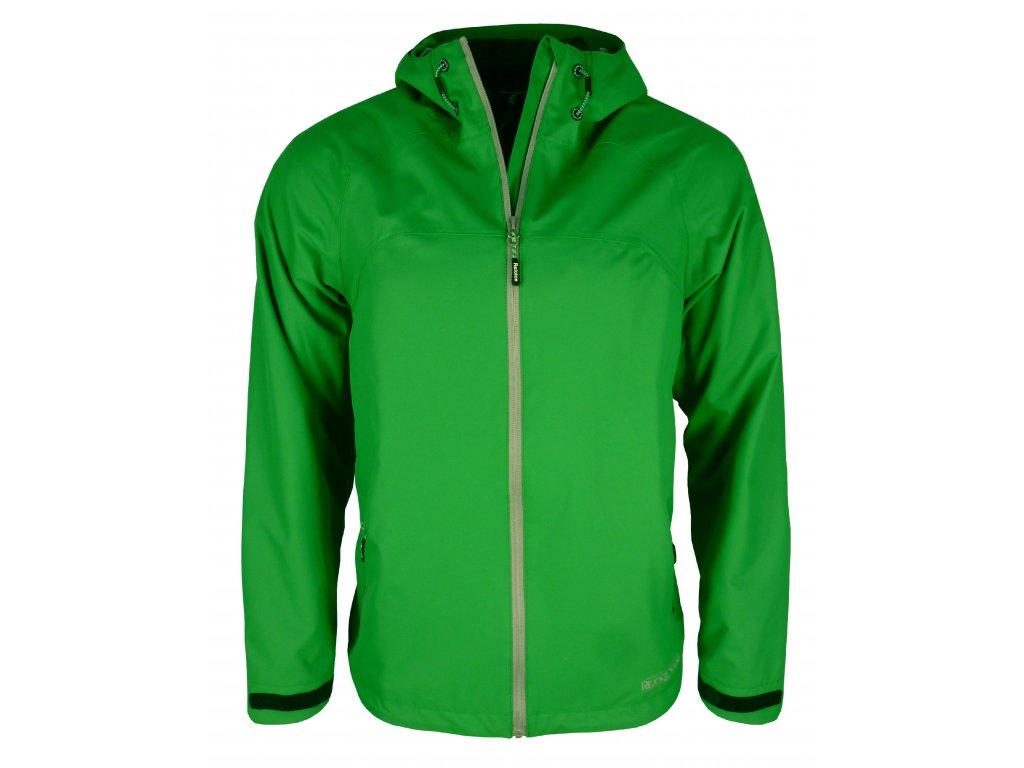 Pánská outdoorová bunda Rejoice - Daphne (zelená) (Velikost XXL)