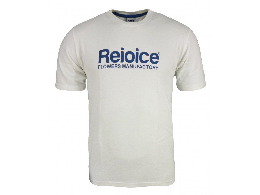 Pánské bavlněné tričko Rejoice - Gentiana Men (bílé) (Velikost XXXL)