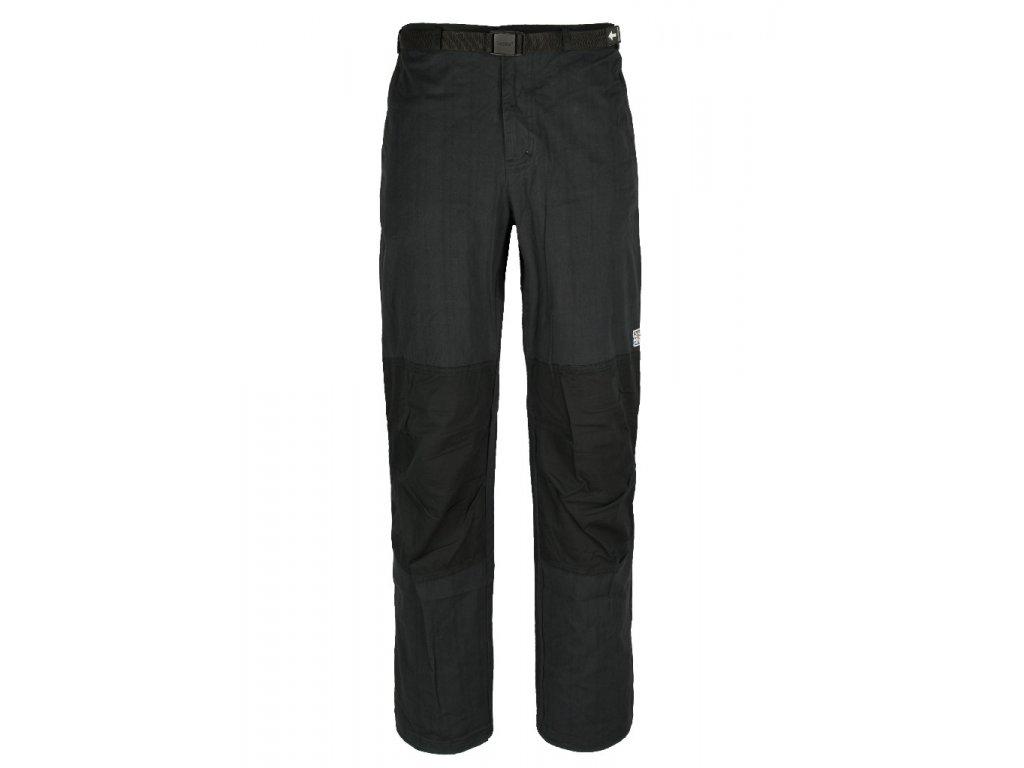 Pánské kalhoty Rejoice - Hemp (černé) (Velikost XXXL)