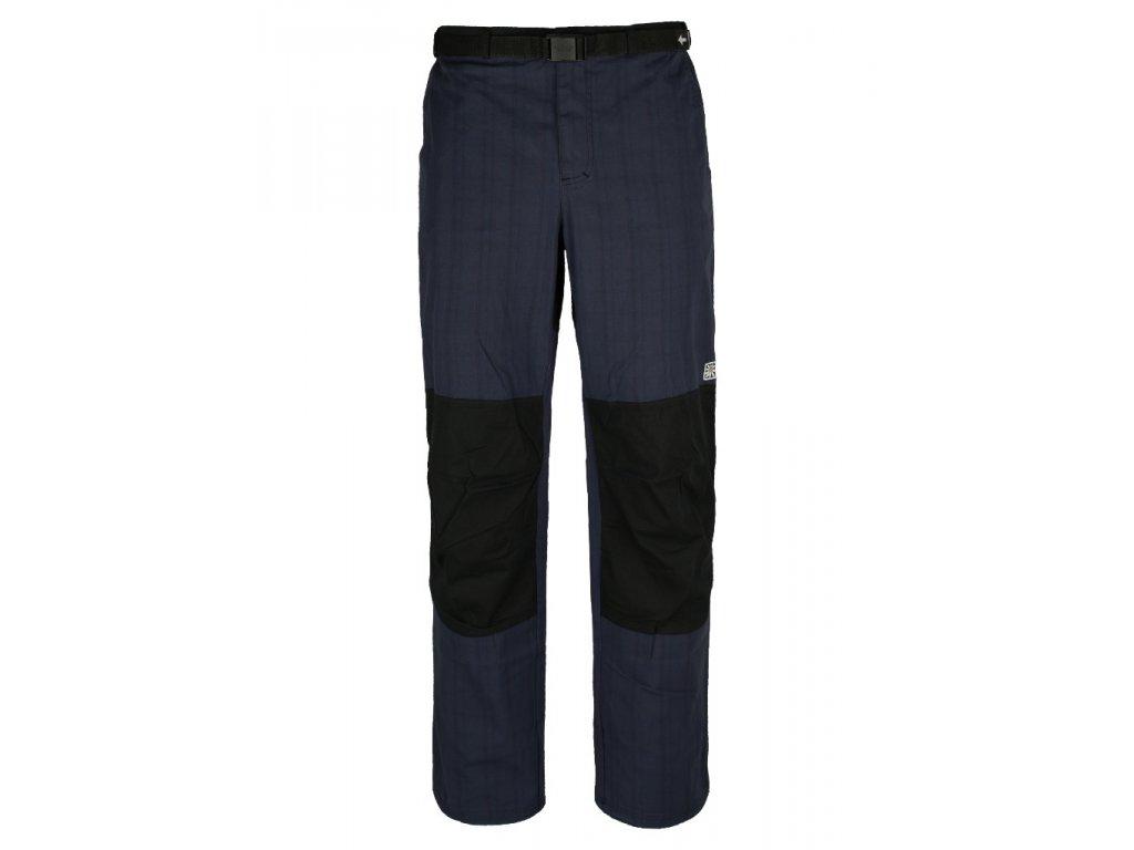 Pánské kalhoty Rejoice - Hemp (tmavě modro-černé) (Velikost XXXL)