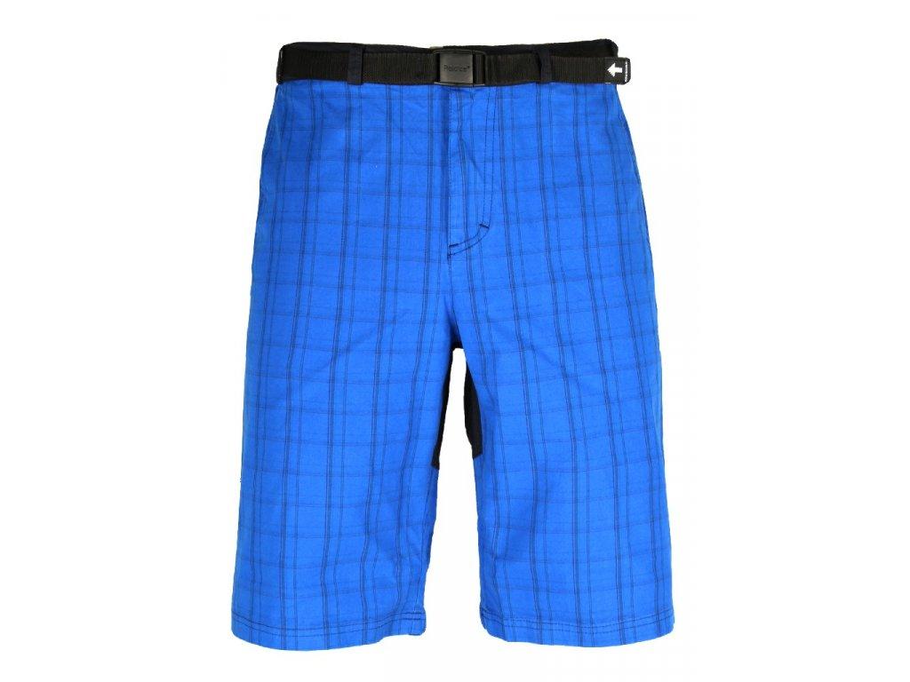 Pánské šortky Rejoice - Hemp Shorts (modro černé) (Velikost XXXL)