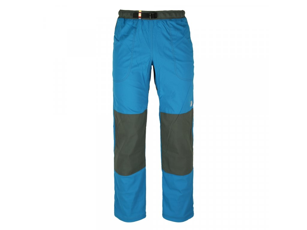 Strečové kalhoty Rejoice - Moth (modré) (Velikost XXXL)