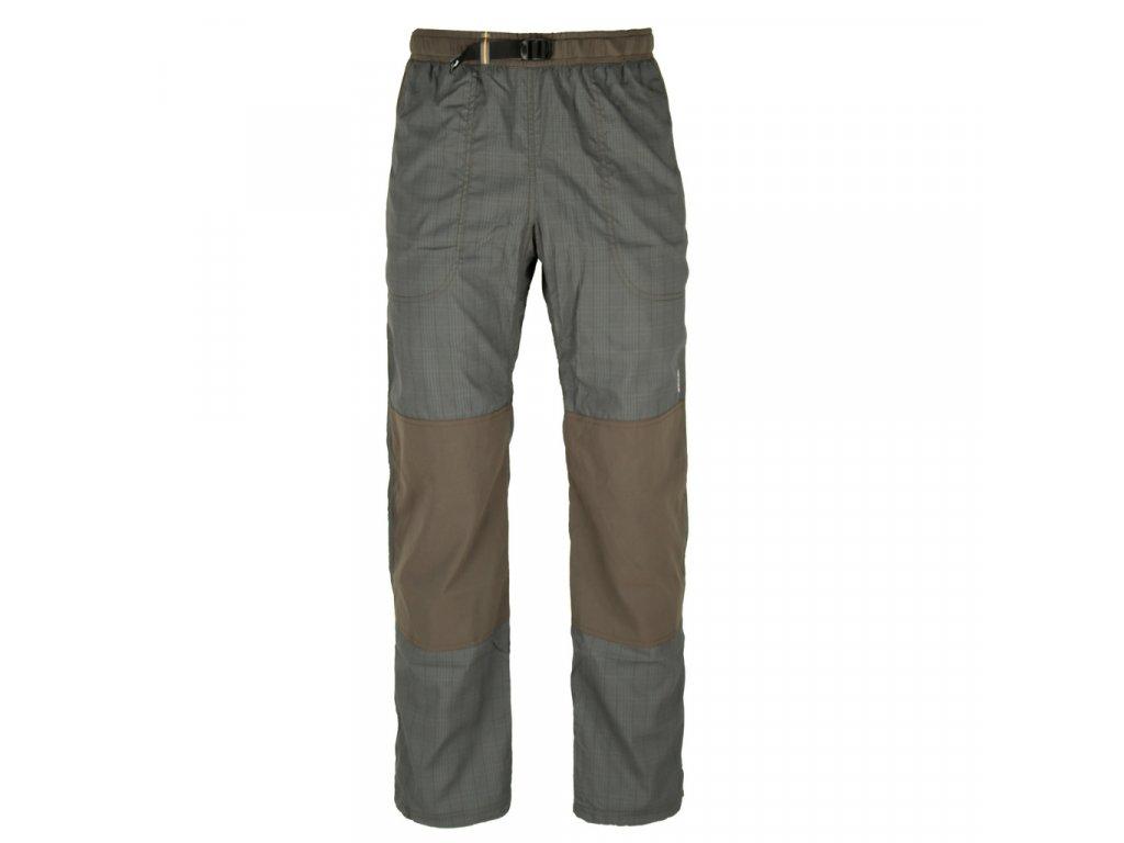 Strečové kalhoty Rejoice - Moth (šedé) (Velikost XXXL)