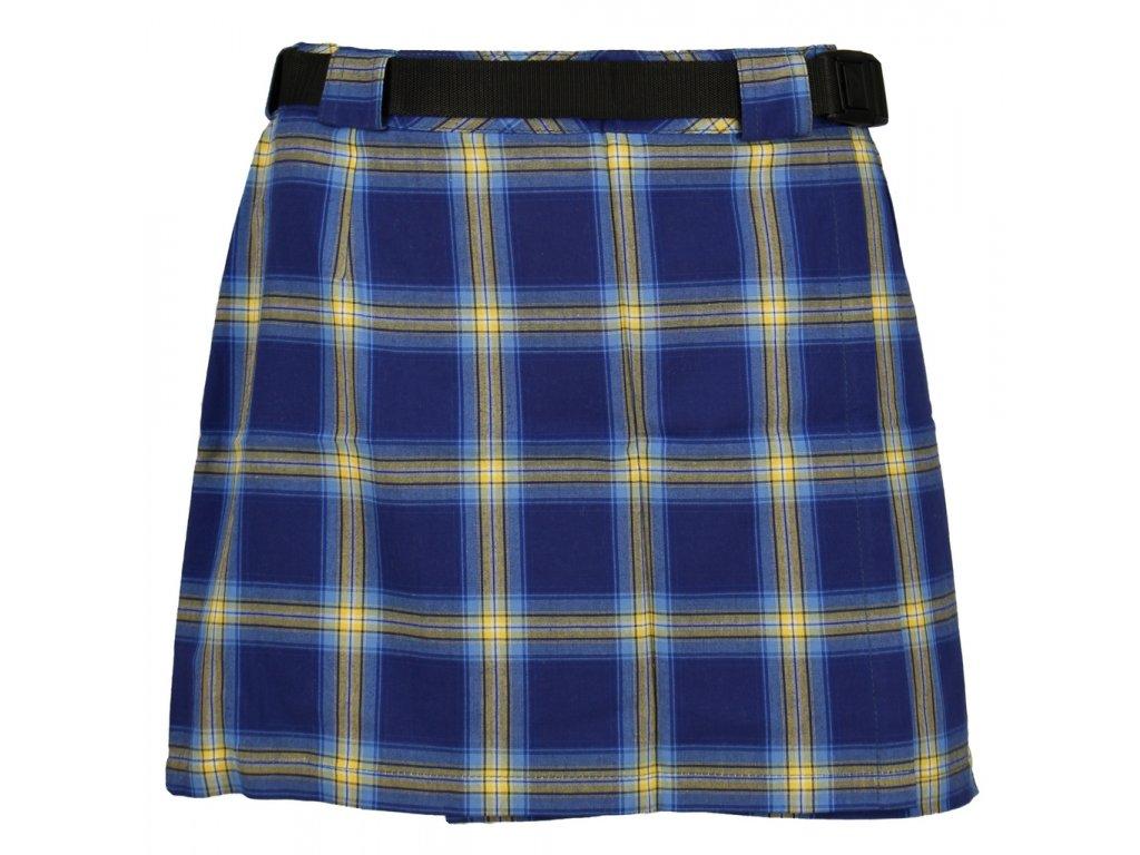 Sukně Rejoice - Skirt (modrá) (Velikost XS)