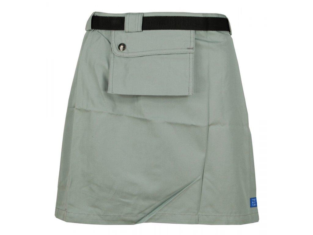 Sukně Rejoice - Skirt (šedá) (Velikost XS)