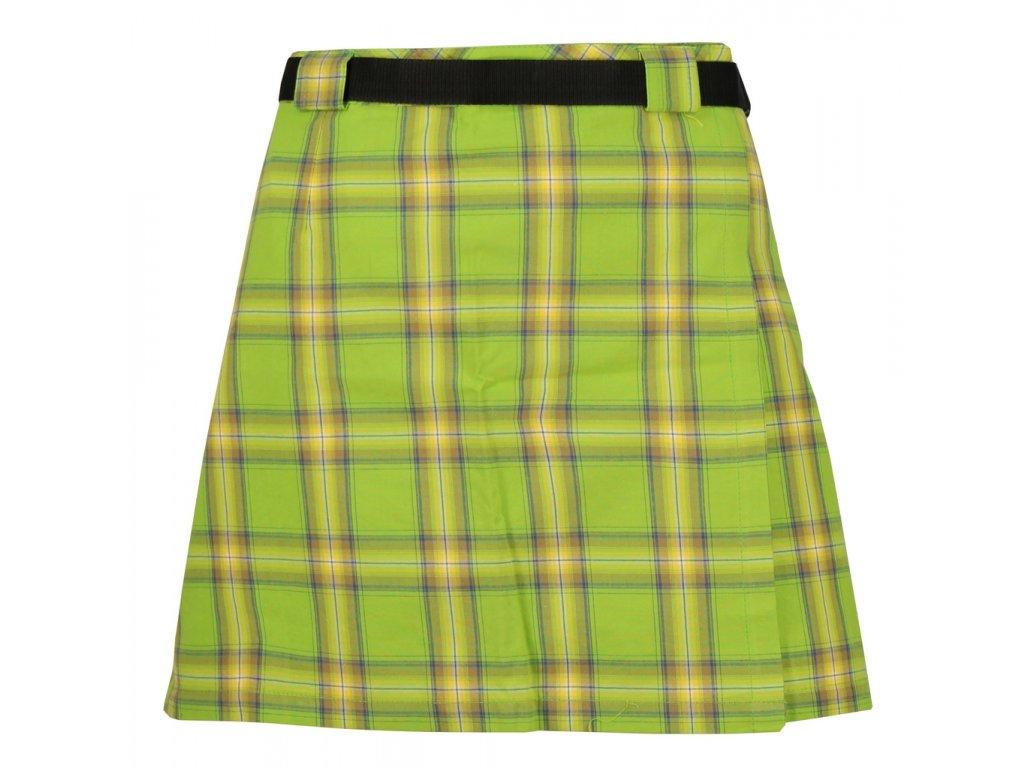 Sukně Rejoice - Skirt (zelená) (Velikost XS)