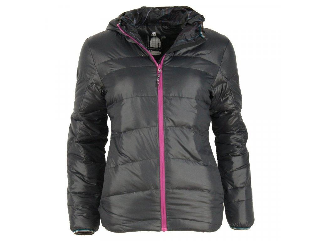 7bd3aaaa34c Dámská zimní bunda Alpine Pro - Igea (černá) - Outdooria.cz