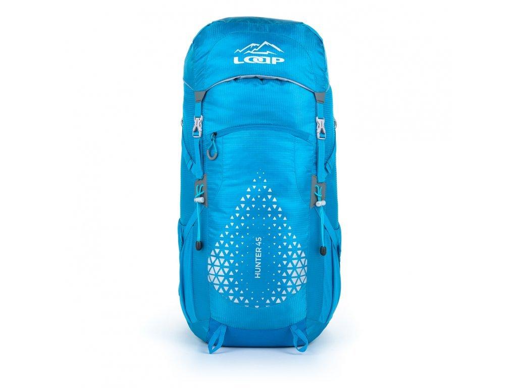 29027 hunter 45 turisticky batoh modra