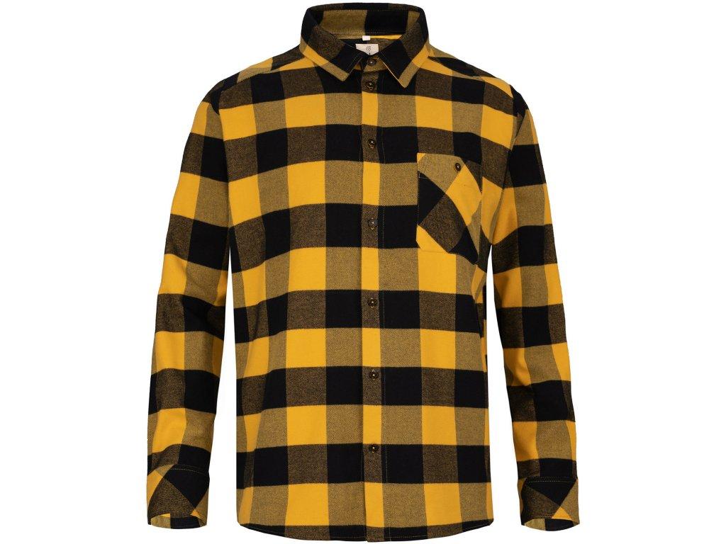 Košile Cardiff Golden Rod
