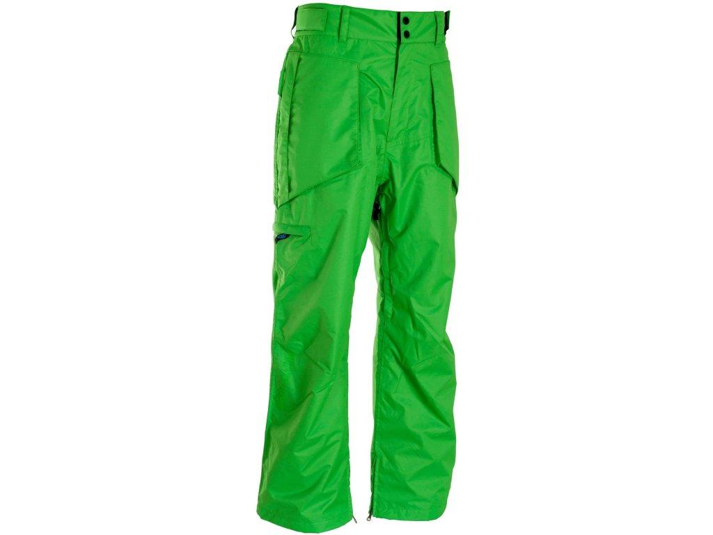 Pánské zimní kalhoty Woox - Powder Mens´ Pants Green