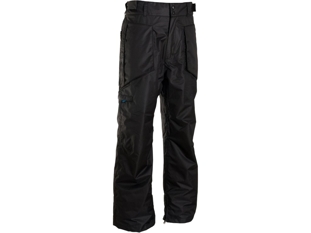 Pánské zimní kalhoty Woox - Powder Mens´ Pants Black