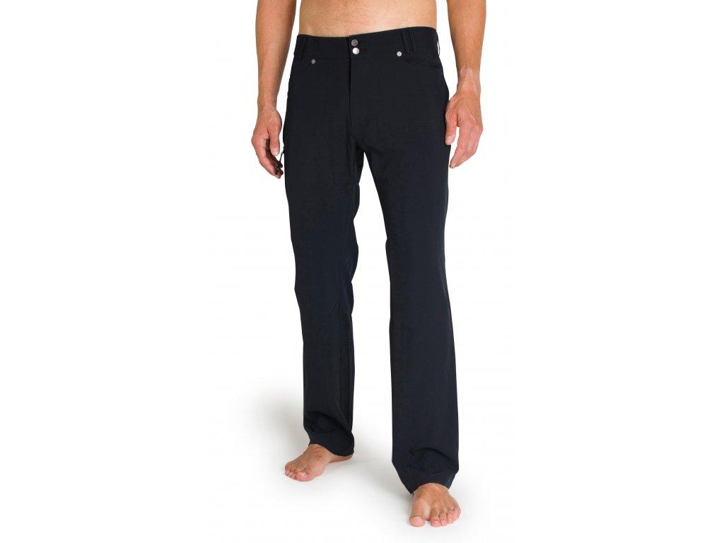 Pánské softshellové kalhoty Woox - Stretched Men´s Pants Dark